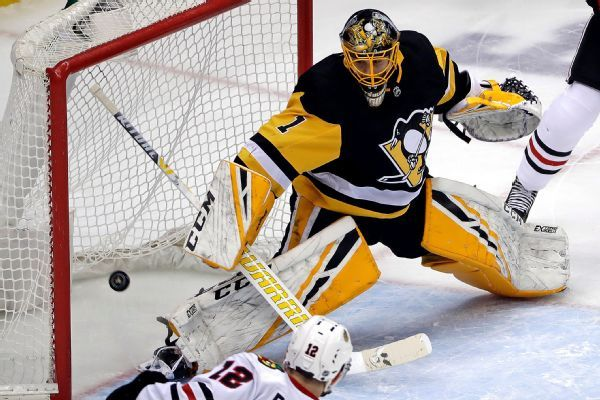 Penguins sign goalie Casey DeSmith to 3-year contract extension