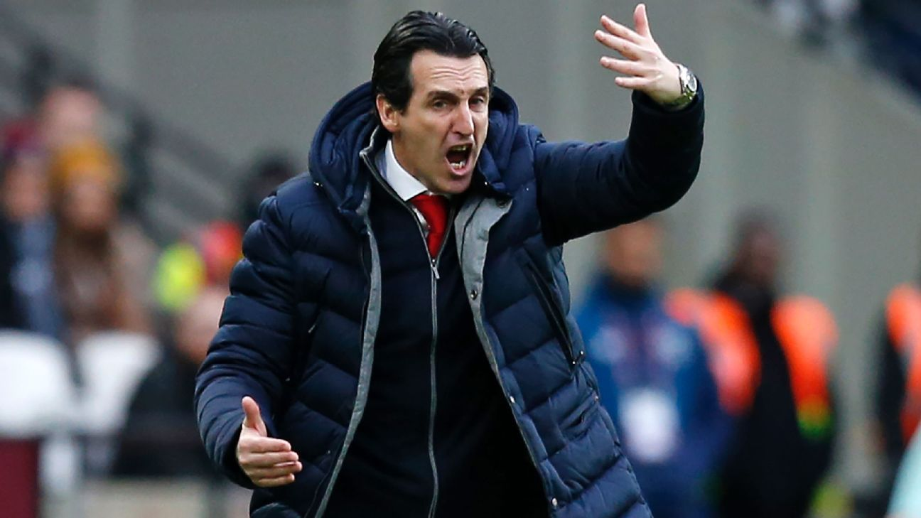 For Unai Emery and Arsenal, the honeymoon is most definitely over