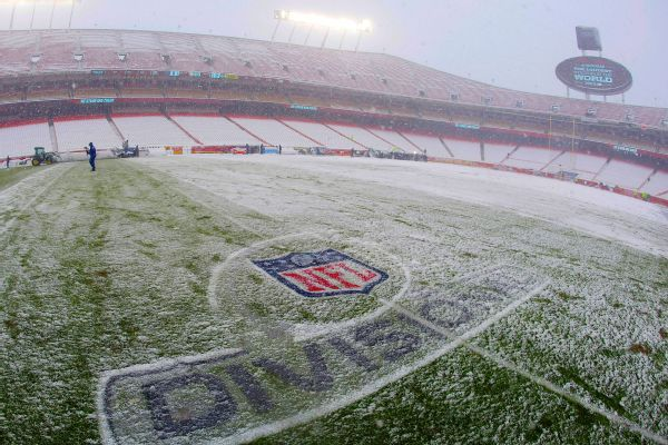 New forecasted temperatures not so severe for Patriots, Chiefs