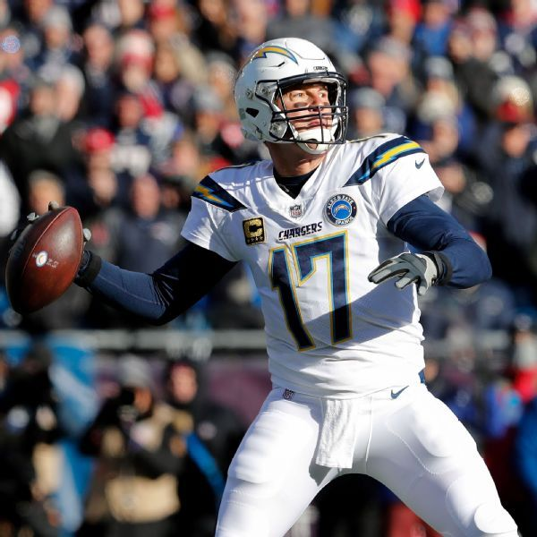 Chargers ready to discuss new contract with Philip Rivers
