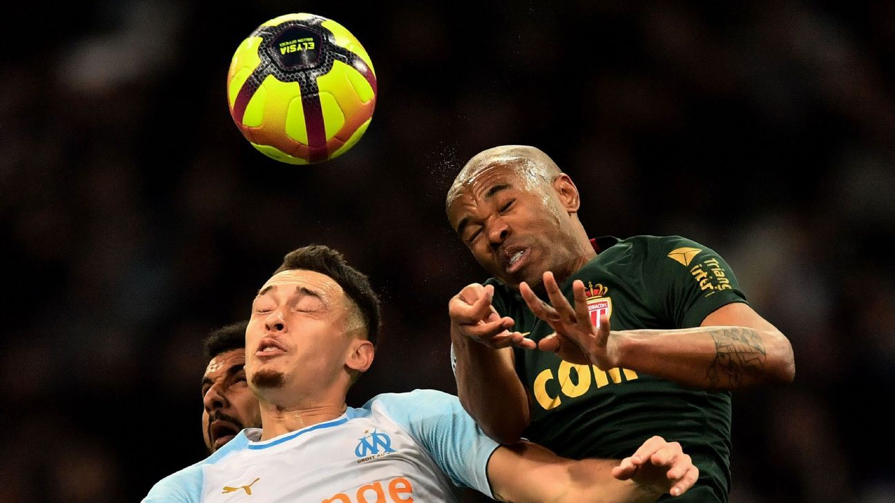 Youri Tielemans salvages draw for Monaco with Marseille in tense match