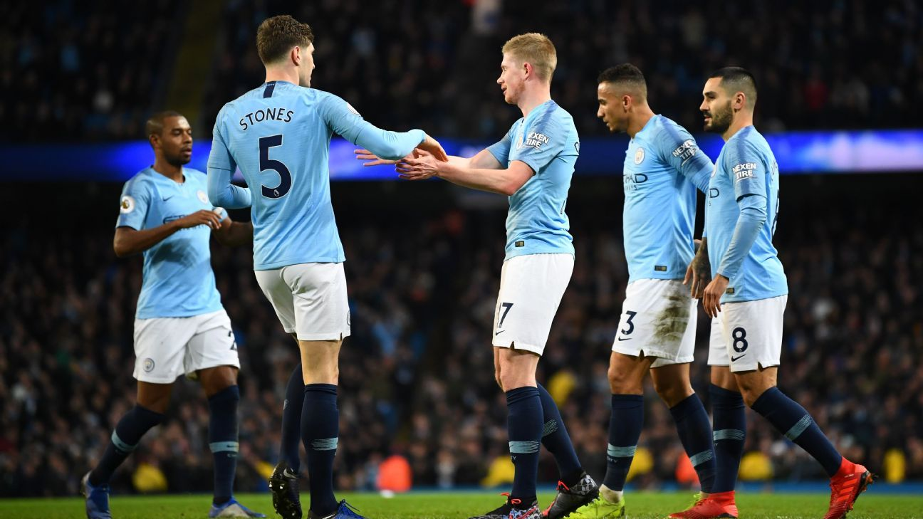 Pep Guardiola to players: Forget about Liverpool, focus on Manchester City