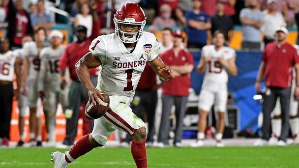 Kyler Murray declares for 2019 NFL draft: Answering questions about what's next