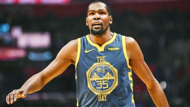 What's the Warriors' Plan B if Durant leaves this summer?