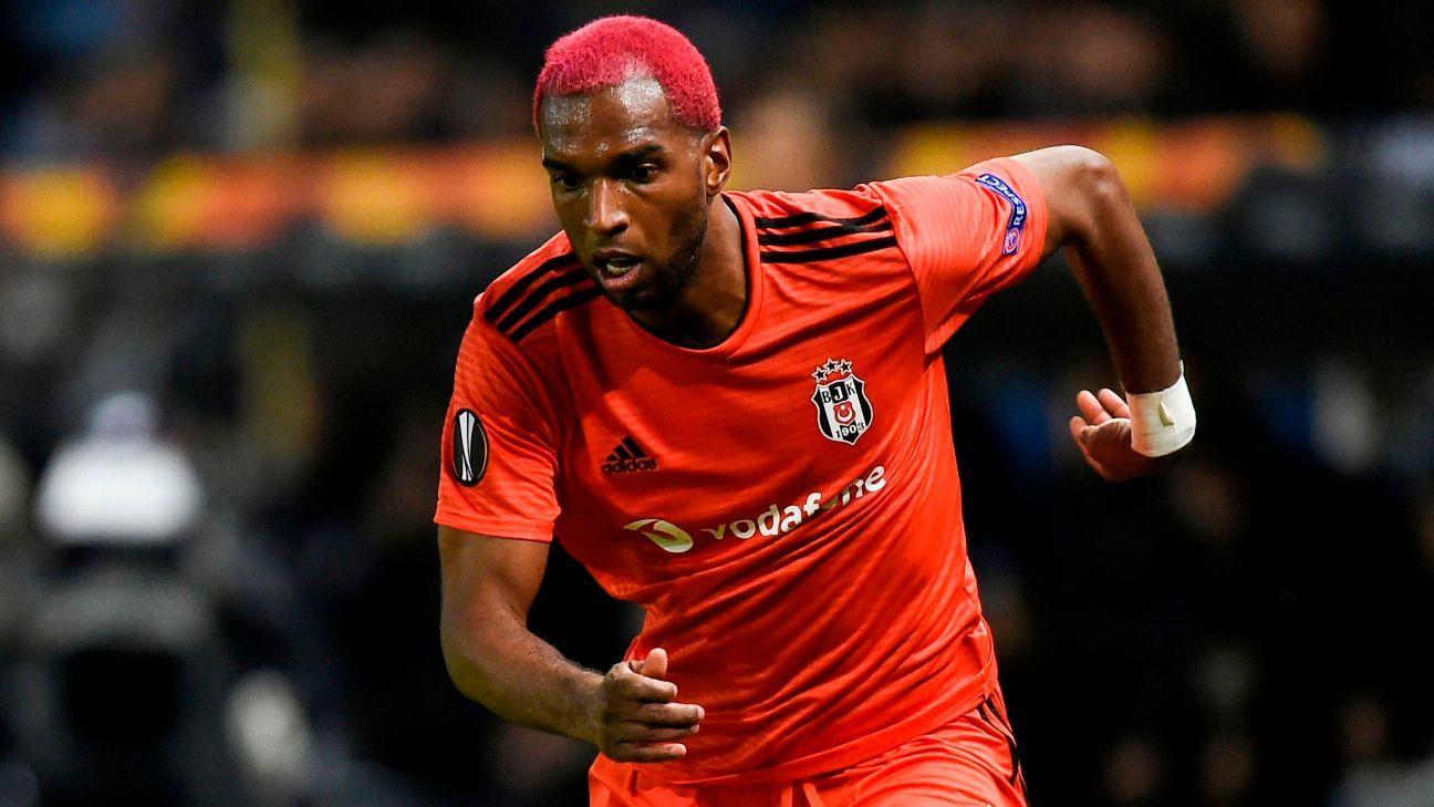 Fulham sign ex-Liverpool winger Ryan Babel from Besiktas until end of season