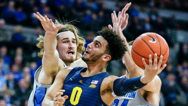 Why 5-foot-11 Markus Howard is the nation's most dangerous scorer