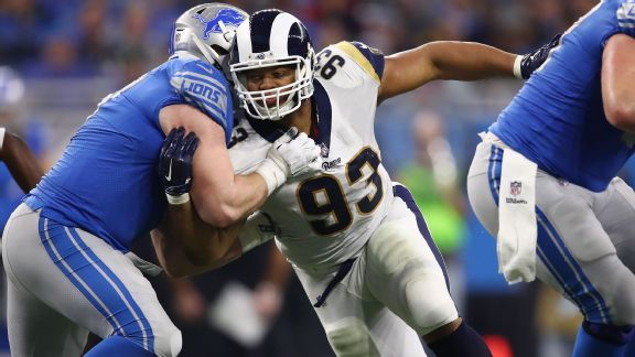 Rams' defense remains under construction