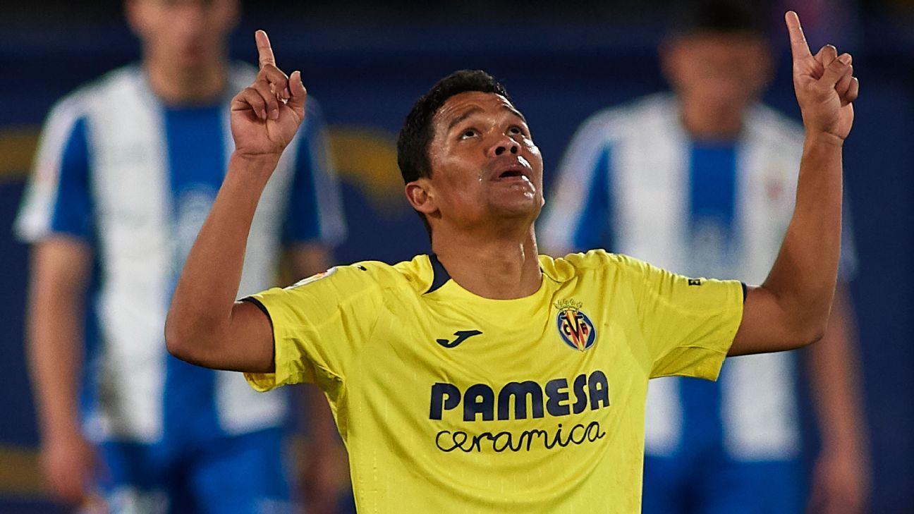 América quiere a Carlos Bacca del Villarreal
