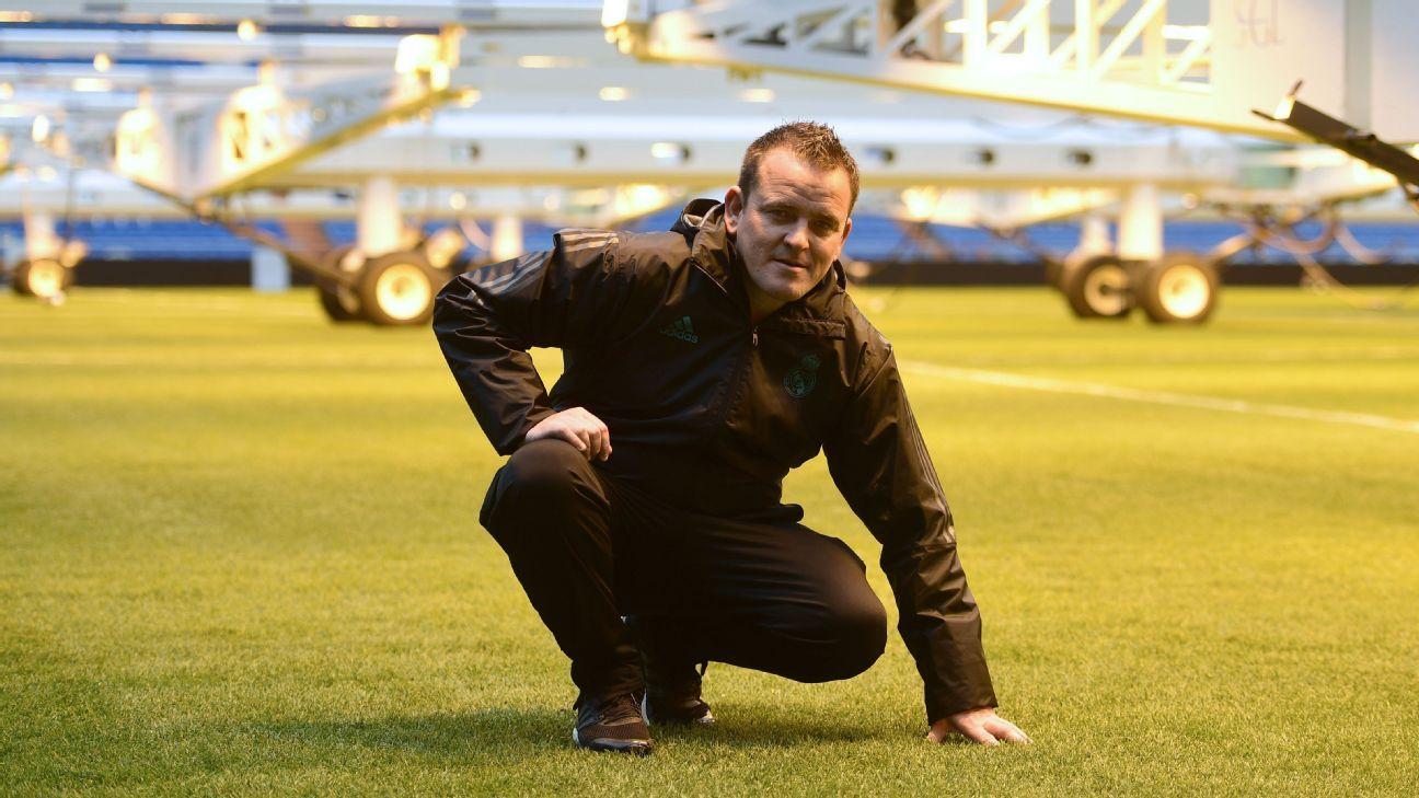 Real Madrid tem 'jardineiro galáctico' com sala de comando e desejado por outros clubes