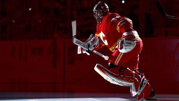 How David Rittich saved the Flames' season