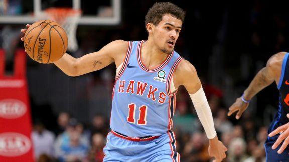 Fantasy NBA Daily Notes: Trade away Trae Young?