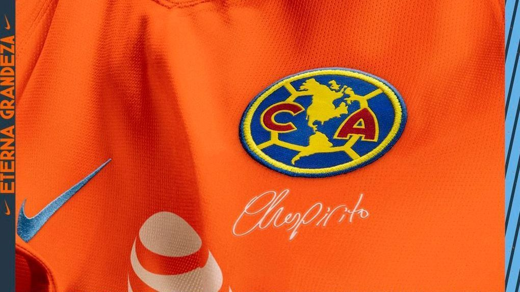 América estrenará tercer uniforme ante Pachuca