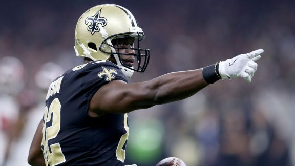How Saints' Benjamin Watson lasted 15 years in the NFL