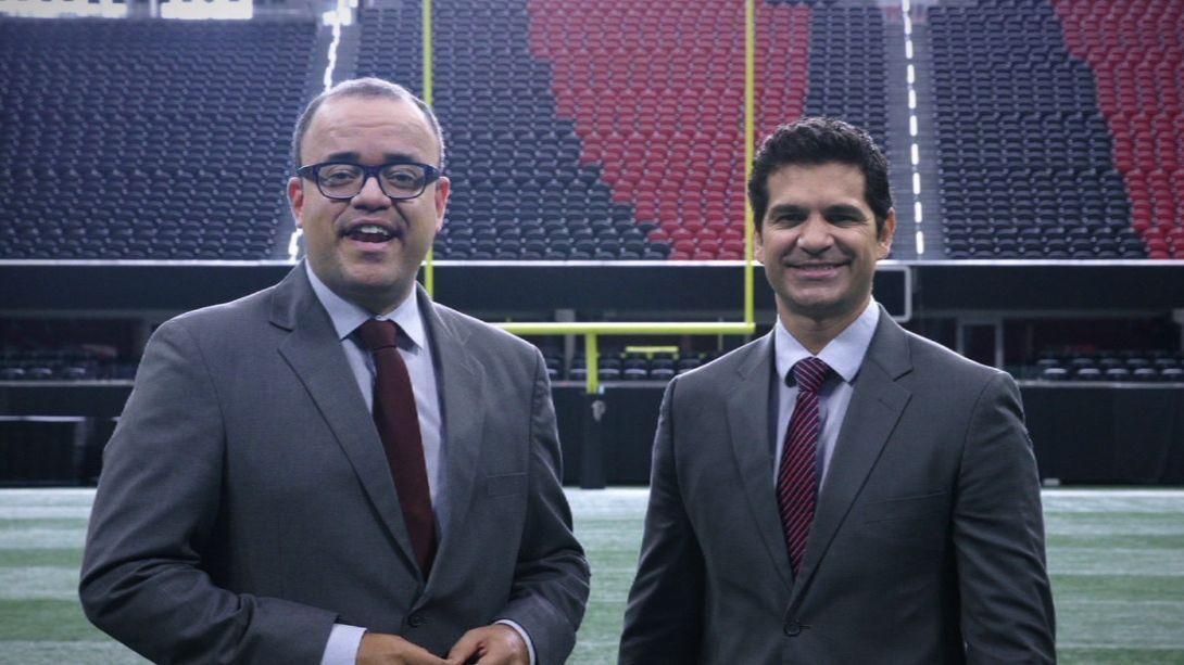 Com equipe em Atlanta e transmissão nos cinemas, ESPN prepara megacobertura para o Super Bowl LIII