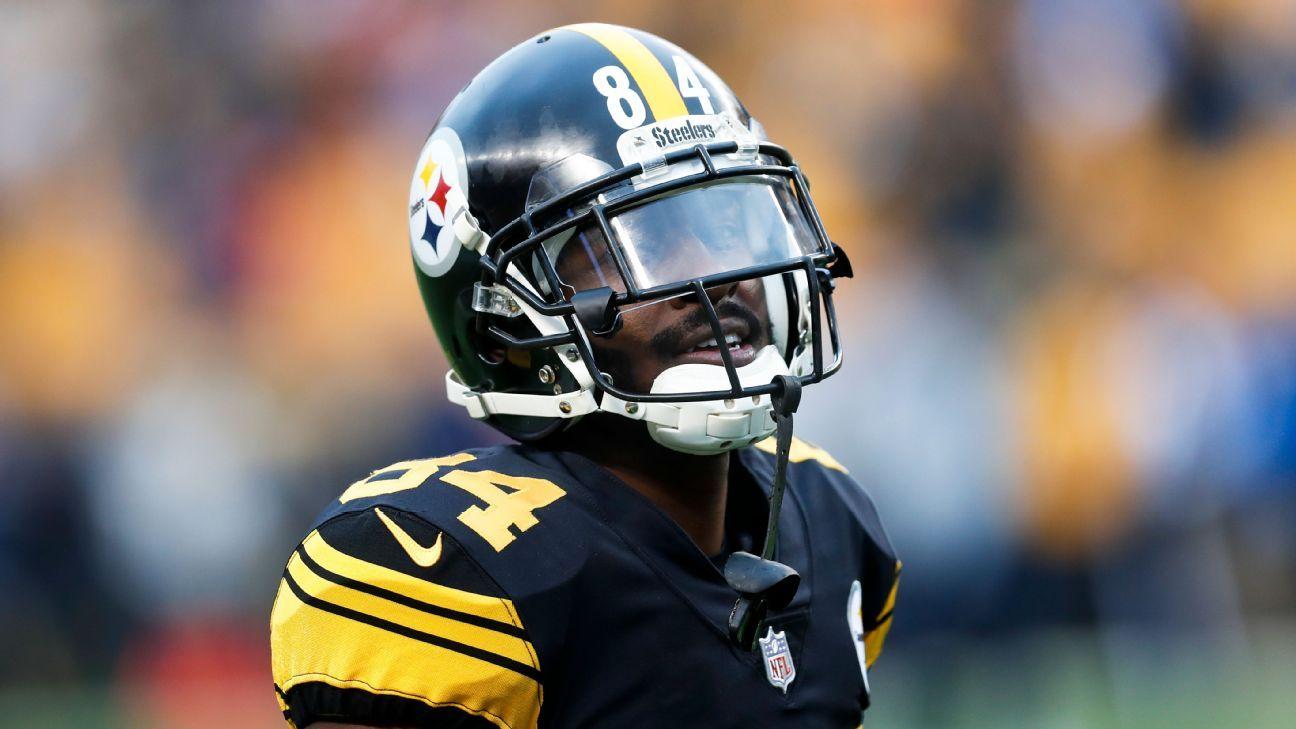 Steelers todavía no saben nada de Antonio Brown, dijo su presidente