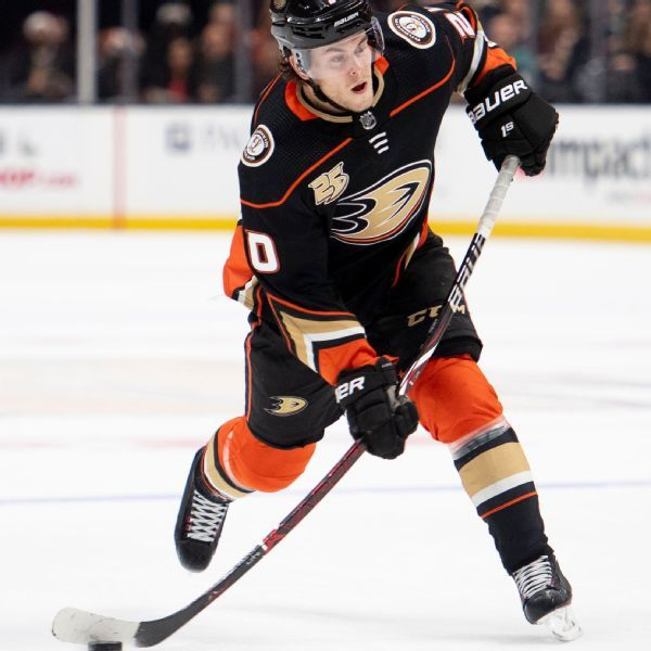 Ducks continue makeover, trade Aberg to Wild