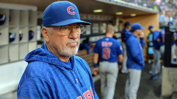 'I came up on one-year deals': How Joe Maddon is approaching 2019