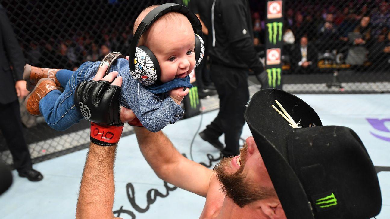 Cowboy Cerrone's last dance: His quest for first UFC title