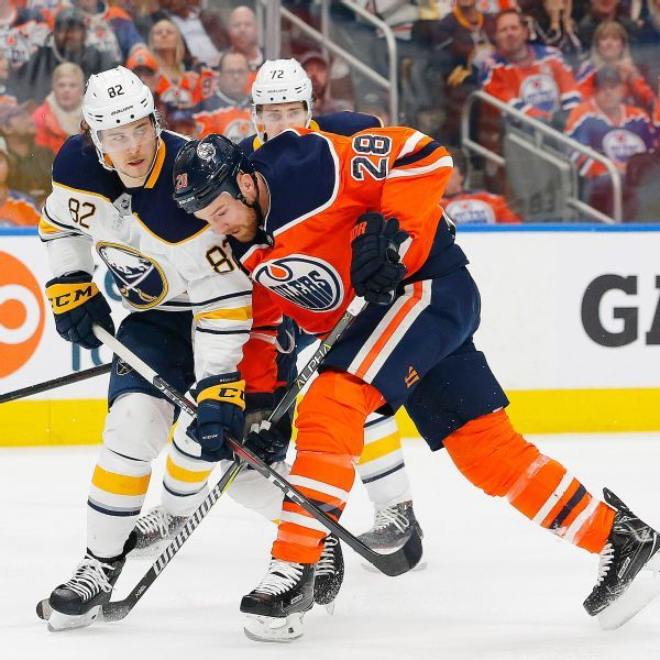 Limited role leaves Sabres' Nathan Beaulieu open to being traded