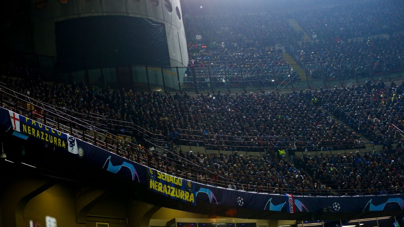 10,000 children to attend Inter vs. Sassuolo at San Siro despite racism ban