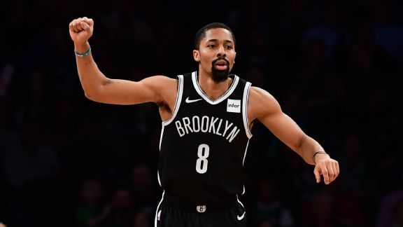 Fantasy NBA Daily Notes: Dinwiddie's dominance