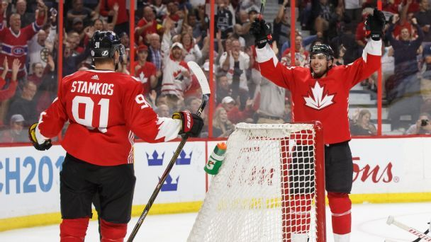 NHL players sound off on World Cup cancellation