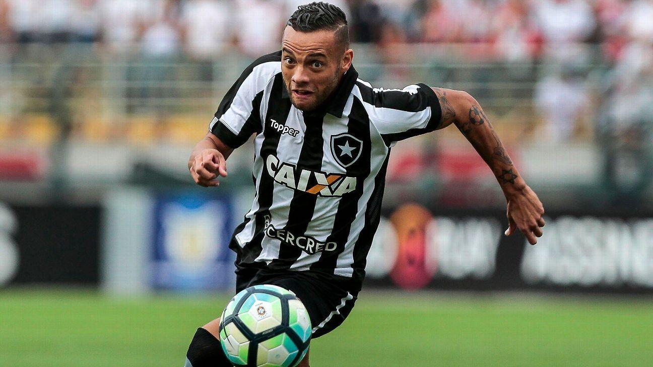 Sport acerta empréstimo de Guilherme, do Botafogo