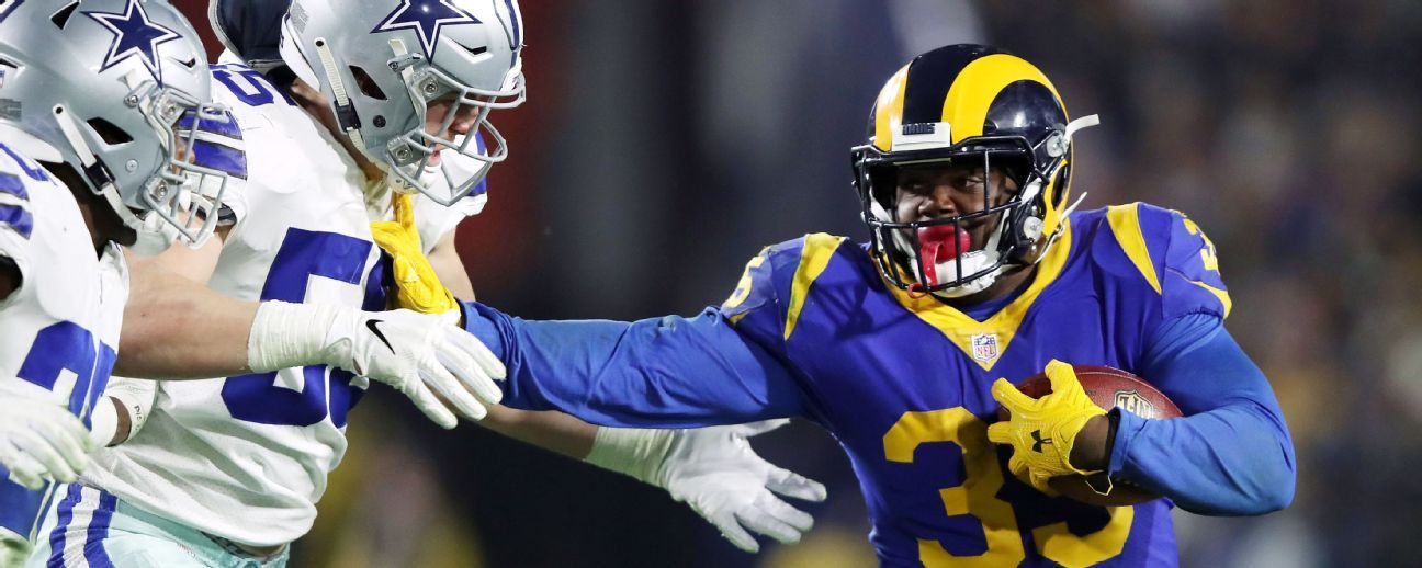 Rams' C.J. Anderson is as surprised at his relevance as you are