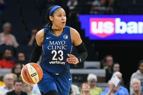 Lynx unsure if Maya Moore will play 2019 season