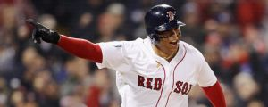 Al Rojas Vivo: Devers lidera, pero Bogaerts sigue creciendo