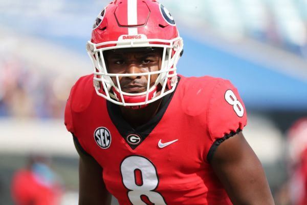 Former Georgia DB Deangelo Gibbs transferring to Tennessee