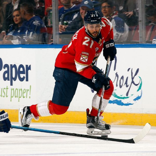 Vincent Trocheck returns to Panthers after missing nearly 2 months