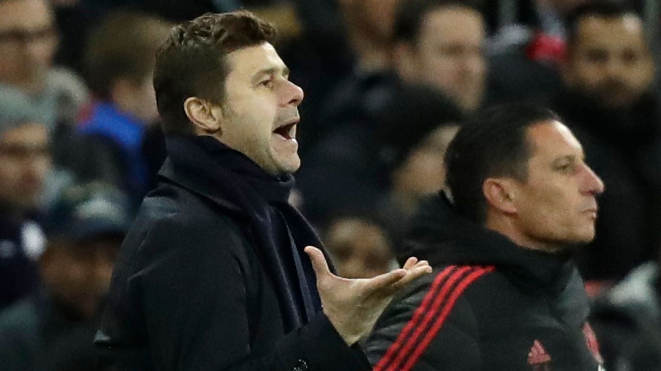 Rooney: Manchester United debe ir con todo por Pochettino