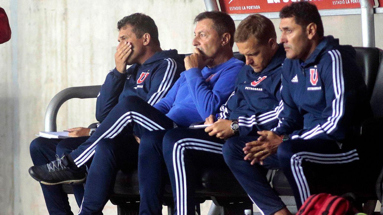 Kudelka también sufre las bajas de Henríquez y Vittor