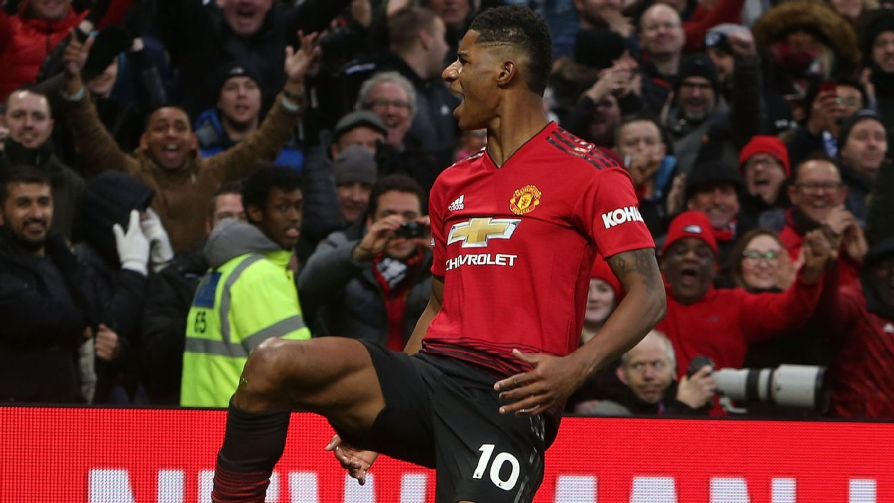 Manchester United extend winning run, close gap on top four