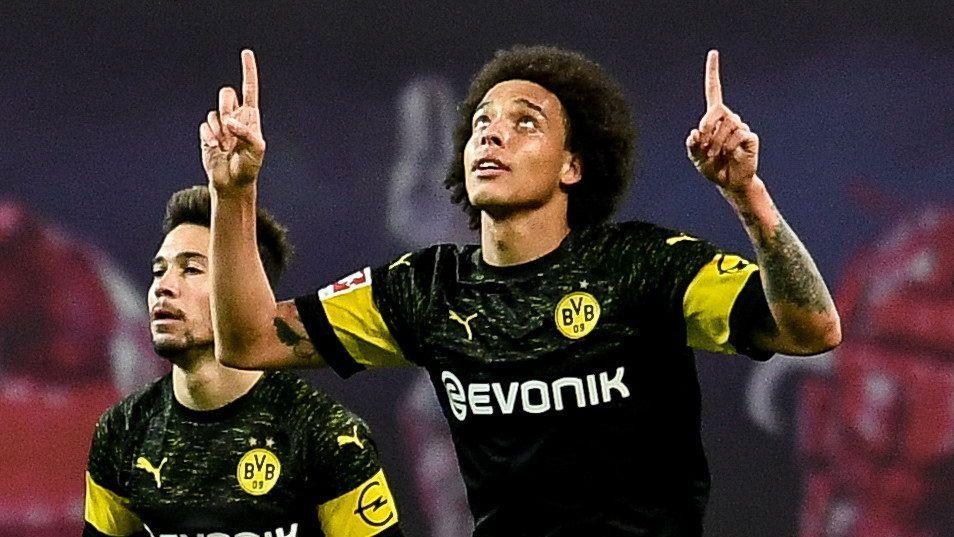 Dortmund le ganó por la mínima al Leipzig y mantuvo su ventaja