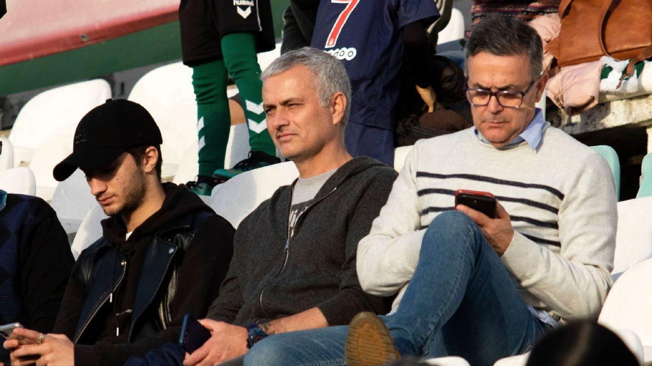 Jose Mourinho ya ha rechazado tres ofertas de trabajo