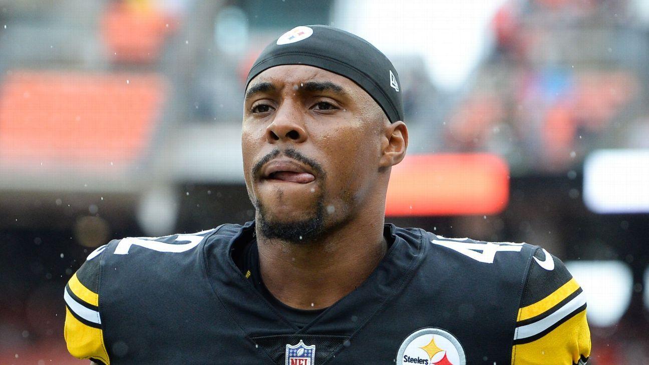 S Morgan Burnett quiere que Steelers lo liberen de su contrato