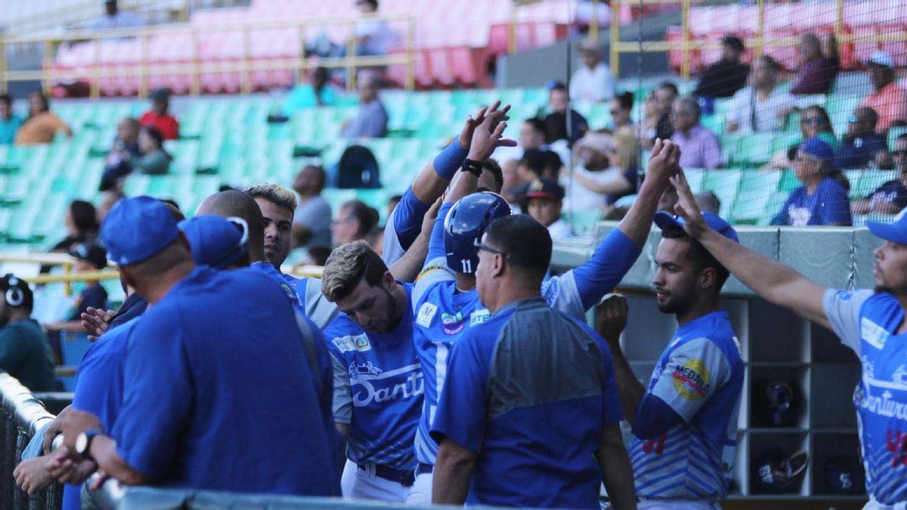Cangrejeros apalea a Indios antes de enfrentarse en la Serie Final