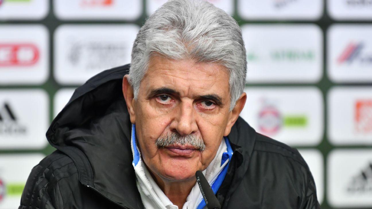 Ferretti señaló que su equipo jugó más con el corazón que la cabeza