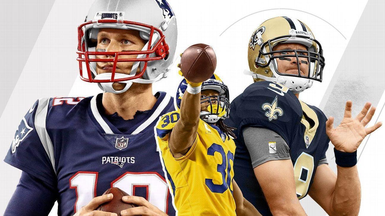 Razones para no perderte las Finales de Conferencia de la NFL