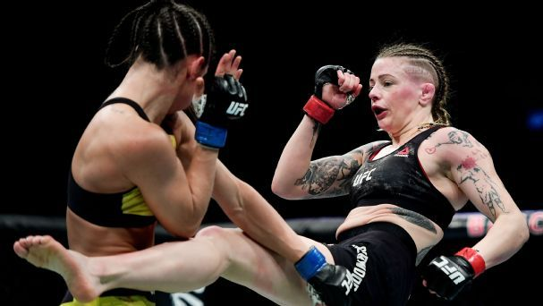 Joanne Calderwood eyes Jessica Eye, Valentina Shevchenko after defeating 'Queen of Violence'