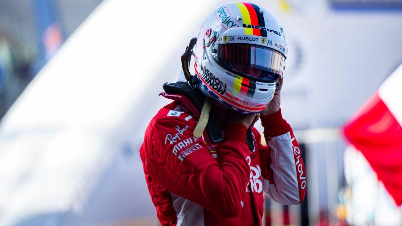 Vettel, eliminado en fase de grupos... como Alemania en el Mundial