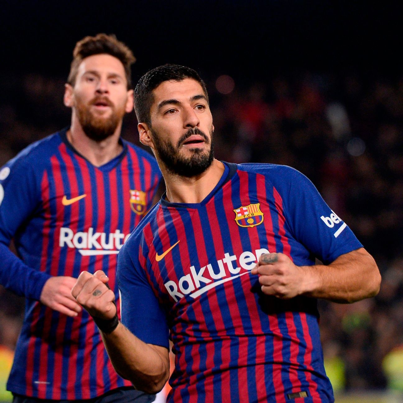 Barcelona beat Leganes with super-sub Lionel Messi to extend La Liga lead