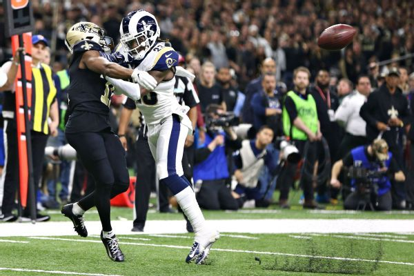 NFL to again discuss reviewing PI calls after Sunday's no-call in NFC title game