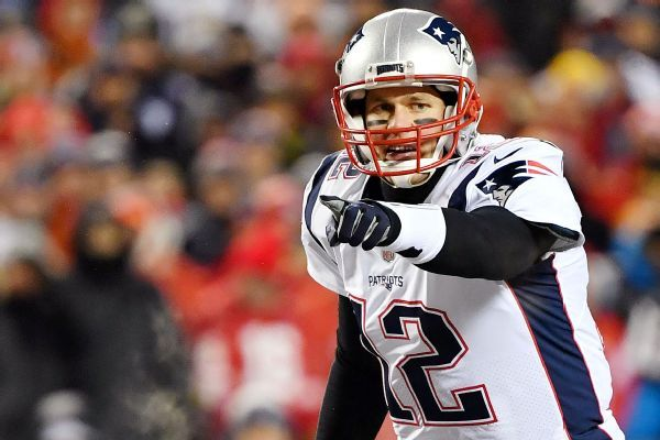 NFL to look into report laser flashed at Tom Brady during AFC title game