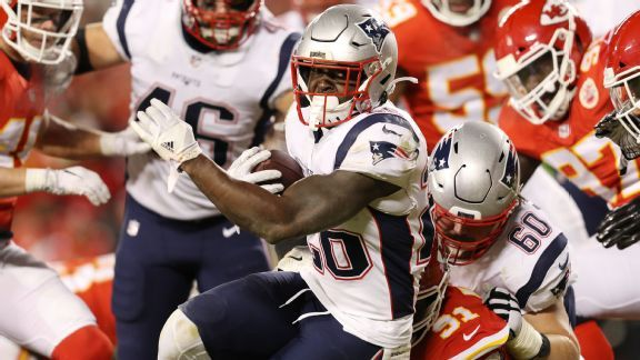 Underdogs? Patriots show pedigree, down Chiefs in AFC title game
