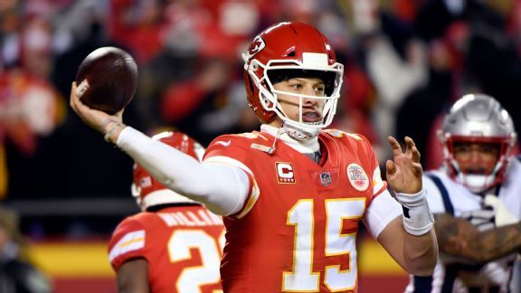 Chiefs' loss stings, but they've found their future in Patrick Mahomes