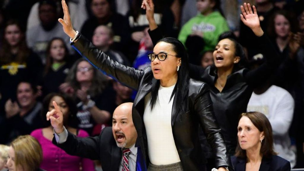 Gamecocks tabbed as 2021 SEC Women's Basketball champs