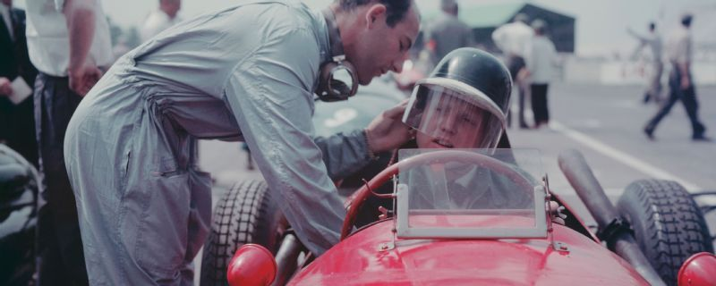 Sixty years on: The untimely death of Britain's first world champion Mike Hawthorn